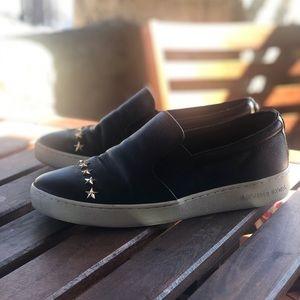 Trent Embellished Slip-on sneakers